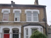2-bed flat in E Dulwich; furnished; large rooms, split level; near transport 1600 p/m avail. 1/5/17