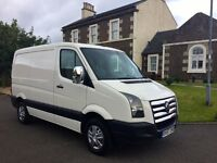 vw crafter the rolls royce of vans phenomenal low miles the best van on the market in the country