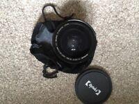 Opteka 0.35x High Definition II Wide Angle Panoramic Macro Fisheye Lens for Digital Cameras £18O.N.O