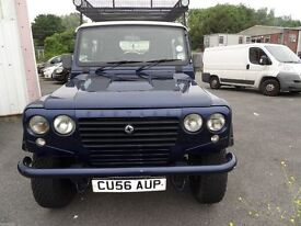 Iveco Santana PS10 4x4 very low miliage (land rover defender type) brand new MOT + Extras.