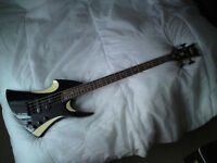 * REDUCED* Vintage Warp – Metal Axxe Bass
