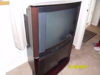 Philips Surround sound CRT Television
