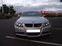 cheap 2008 bmw 320i m sport low miles for quick sale 6 speed manual 12 months mot