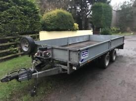Ifor Williams trailer 14ft