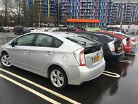 Toyota Prius 2011 (61reg) PCO & Uber ready, For Rent/Hire, £130 a week.