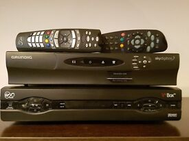 V+ BOX WITH PVR
