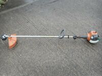 Husqvarna 125l petrol strimmer in excellent condition