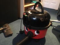 HENRY Numatic Hoover for sale £40 - Second hand in very good working condition