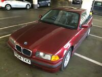 1997 BMW E36 COUPE, FULL LEATHER, STUNNING CONDITION, 2X KEYS