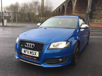 Audi S3 2.0 TFSI Black Edition Sportback S Tronic Quattro 5dr FULL SERVICE HISTORY 2 OWNERS