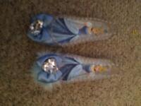 Cinderella slippers size 11/12