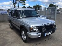 Land Rover DISCOVERY 2 2.5 TD5 ES 5dr /Diesel/ 1 Year MOT/ Full Clean Leather interior