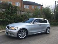 56 Bmw 1 Series 120d Automatic M Sport Full Heated Leathers