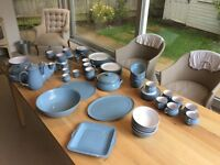 Denby Colonial Blue Collection