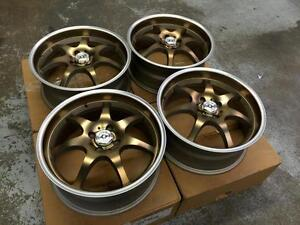 "17"" KONIG NEXT Bronze Wheels 4x100 ************ON SALE************"
