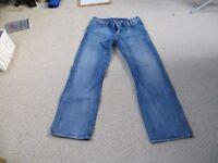 Mens Diesel jeans 31W 30il