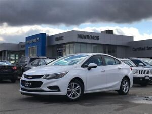2017 Chevrolet Cruze LT Auto LT Auto, KEYLESS START, NO ACCID...