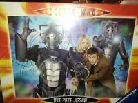Doctor Who Jigsaw Puzzle (Brand New)