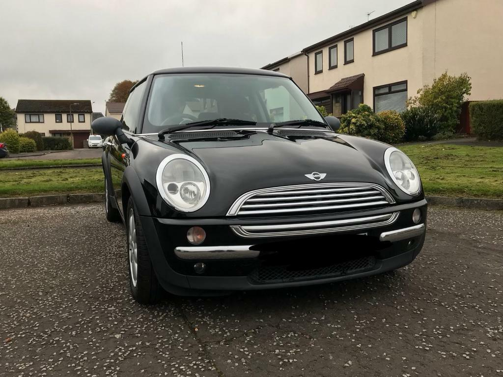 2004 MINI One 1.6 Petrol