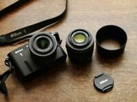 Nikon 1 V1 Camera System
