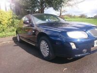 Rover 75 1.8 Facelift Model with very low mileage for year Good condition with MOT