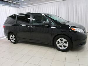2015 Toyota Sienna 7PASS MINIVAN with 2nd ROW BUCKET SEATS
