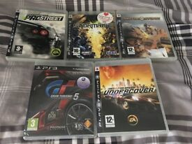 Playstation 3 Games - All As One Sale