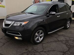 2013 Acura MDX Tech Pkg, Automatic, Navigation, Leather, Sunroof