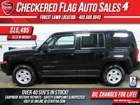 2012 Jeep Patriot North Edition 4x4-88574 KM