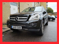 7 Seater --- 2007 Mercedes-Benz GL Class 3.0 GL320 CDi --- Diesel Auto --- GL alternate4 mercedes ML