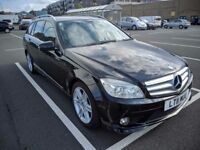 Mercedes-Benz C Class C350 Estate 2011 S204 3.0 CDI BlueEFFICIENCY Sport Auto 5dr Full Service MOT