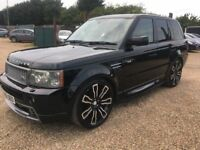 LAND ROVER RANGE ROVER SPORT 2.7 TD V6 HSE SUV 5DR 2006 AUTOMATIC* SERVICE HISTORY* HPI CLEAR