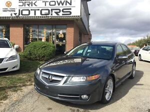 2008 Acura TL TECH PKG   NAV   ONE OWNER   NO ACCIDENTS!