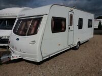 Lunar Solaris fixed bed 2007 and bailey 2 Berth 2007