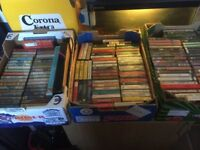 📼listen📼 job lot of 150 music/sound cassette tapes Dundee/deliver 📼listen📼