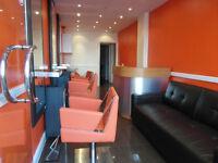 Hairdresser / barber shop for rent in Heston