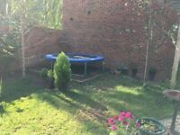 8FT Trampoline good condition no longer needed free to collect