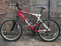 Mountain bike. GT Aggressor.