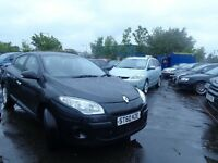 2011 60 reg renault megane generation 1.6 vvt new model ex we car £1995
