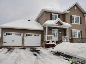 415 000$ - Maison 2 étages à vendre à Pintendre