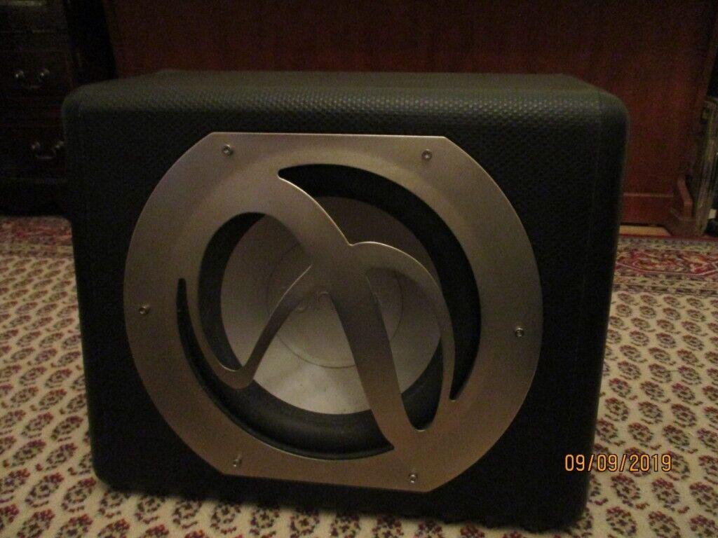 Infinity bass speaker in pristine condition | in West Ealing, London |  Gumtree