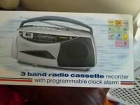 Roberts R/Cassette Alarm