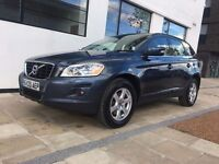 2009│Volvo XC60 2.4 D SE Geartronic AWD 5dr│FULL SERVICE HISTORY │1 FORMER KEEPER │HPI CLEAR