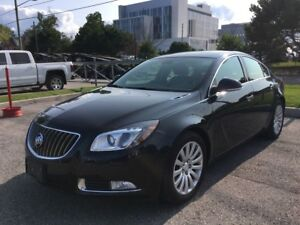 2012 Buick Regal CXS 2.0 Turbo FWD 6-Speed Automatic Bluetooth L