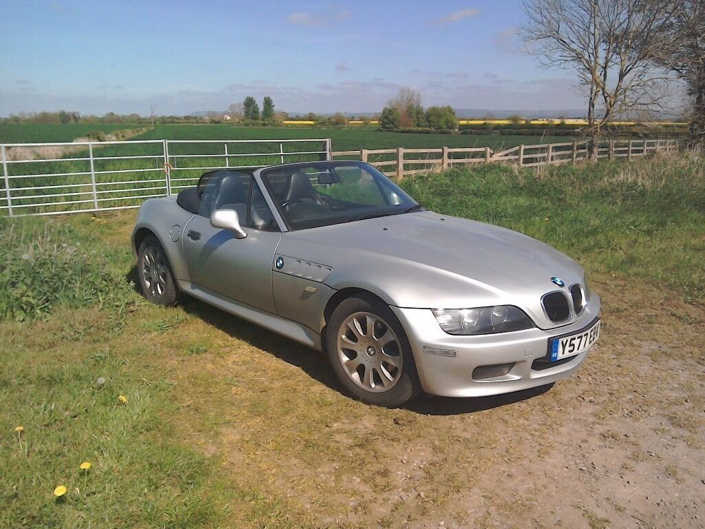 Reduced Bmw Z3 1 9 Petrol Roadster Quot Wide Body Quot In