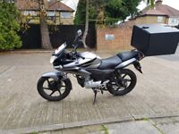 honda cbf 125 not pcx