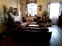 Room in Beautiful Converted Warehouse - Dalston