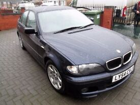 2004 BMW 318i 2.0 Sports in Orient Blue