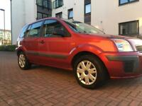 **DIESEL**FORD FUSION STYLE CLIMATE TDCI 2008 1.4**£30 ROAD TAX A YEAR**