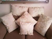 Cushions, accessories etc